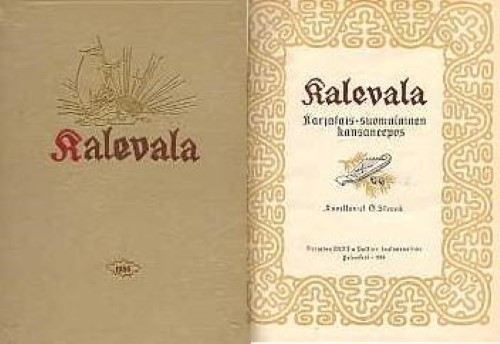 The One Ring Forums Off Topic Off Topic The Kalevala Finnish